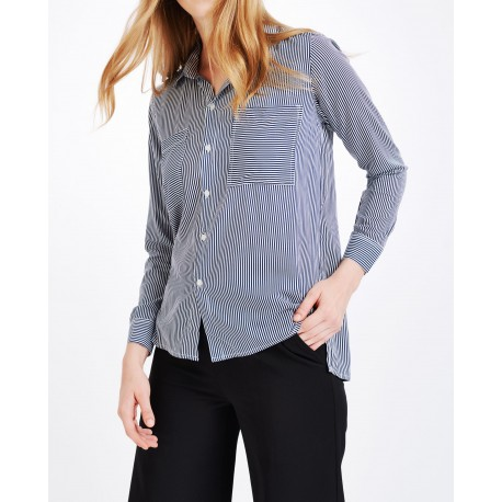 SUMA SHIRT (NAVY)