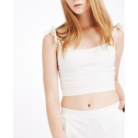 ADVA CROP TOP (WHITE)