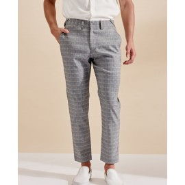 ETHAN TROUSERS (CHECKED)