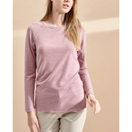 KALEY KNIT TOP (LAVENDER)