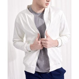 ANDER BOMBER JACKET (SNOW)