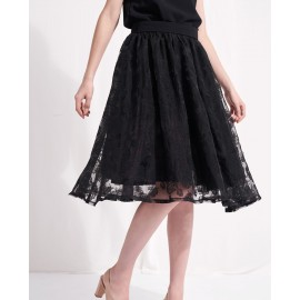 NAOMY SKIRT (BLACK)