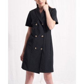 JULIANE DRESS (BLACK)