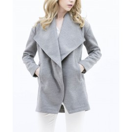 CROSSOVER JACKET (GREY)
