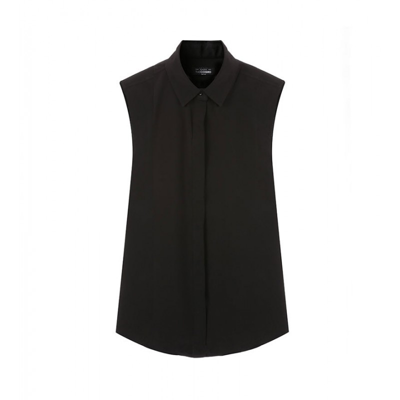 Shop for black sleeveless blouse online at Target. Free shipping on purchases over $35 and save 5% every day with your Target REDcard.