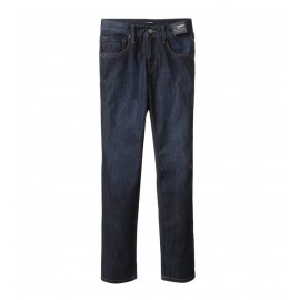 MEN DARK REGULAR FIT JEANS