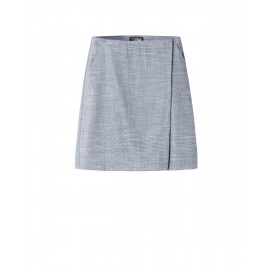 CANVAS SKORTS (BLUE)